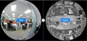 لامپی تصویر دوربین لامپی v380 در شب 300x143 - دوربین لامپی v380 pro | بهترین دوربین لامپی
